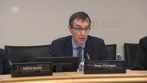 Peter Finnegan told the committee that mistakes were made