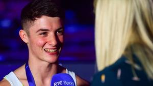 Rhys McClenaghan won the award in 2018