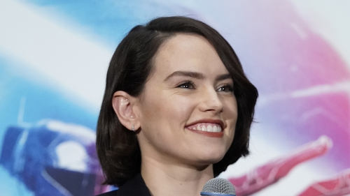 """Daisy Ridley: """"It's other people who don't quite know how to be."""""""