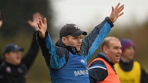Dessie Farrell replaced Jim Gavin as Dublin manager