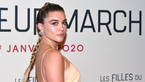 "Florence Pugh: ""We really were a tight sisterhood."""