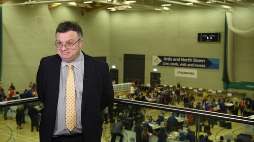 Stephen Farry won the North Down Westminster seat in December's UK general election
