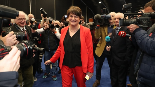 DUP losing seats and Westminster influence