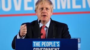 Boris Johnson - tréanfhear!