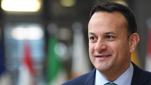 Leo Varadkar said he would not reveal the election date before Cabinet on Tuesday