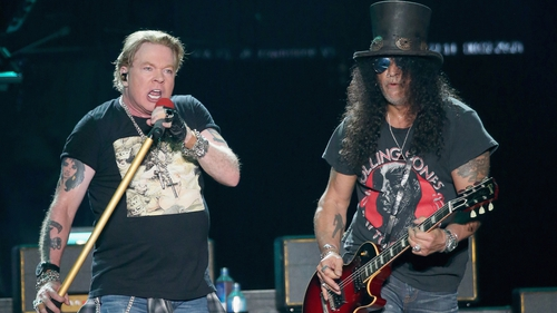 Guns n' Roses returning to Ireland next summer