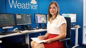 Meteorologist and Weather presenter Siobhan Ryan