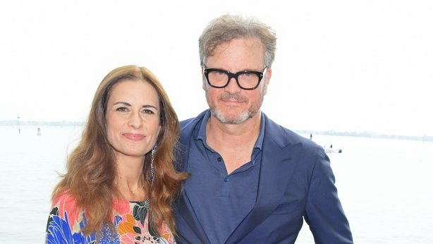 'King's Speech' actor Colin Firth and wife split after 22 years