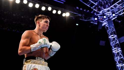 Conlan: 'I'm lucky enough to be in a good position financially'