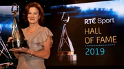 Hall of Fame inductee Sonia O'Sullivan