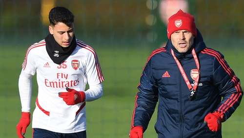 Freddie Ljungberg is braced for frosty Emirates welcome