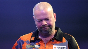Barney bows out
