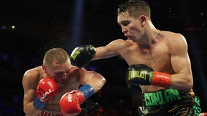 Michael Conlan defeated Vladimir Nikitin by a unanimous points decision.