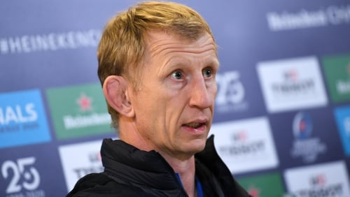 Rugby'Defensively, it's never great conceding three tries'