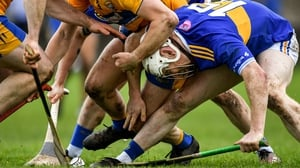 Clare edged out Tipperary to given Brian Lohan a winning start