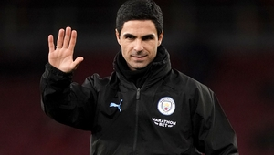 Mikel Arteta has no first team management experience