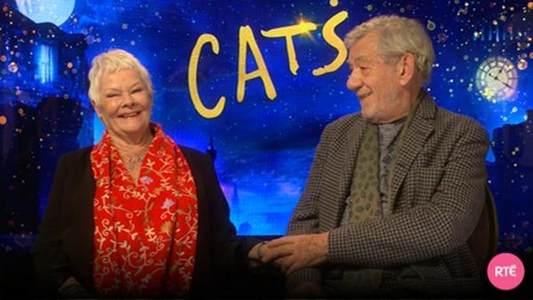 Judi Dench and Ian McKellen