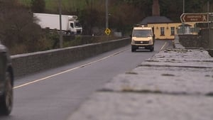 Every day 11,000 vehicles pass through Slane, 2,000 of them are heavy goods vehicles