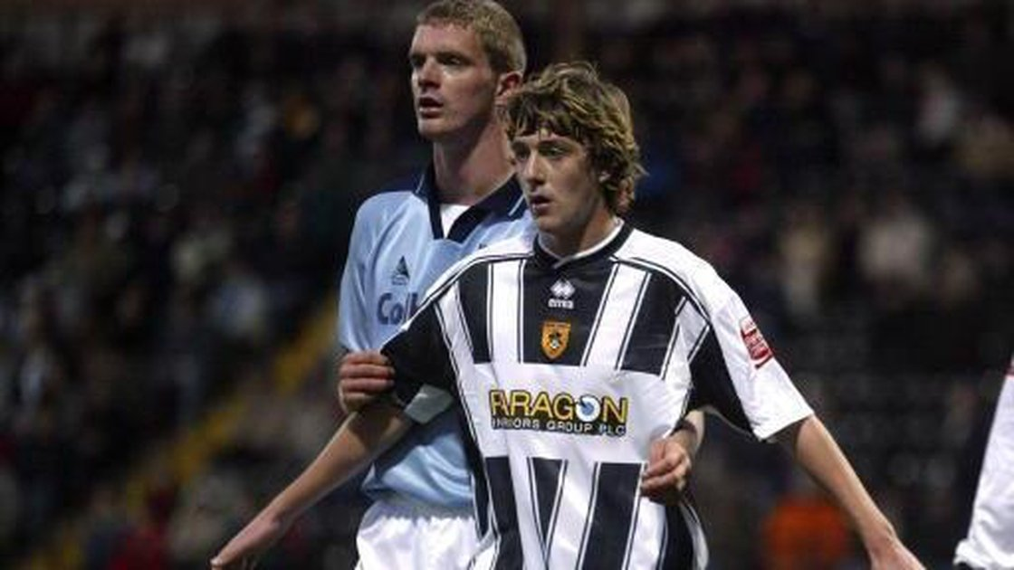 Image - Shane McFaul made a quick impression as a teenager  at Notts County