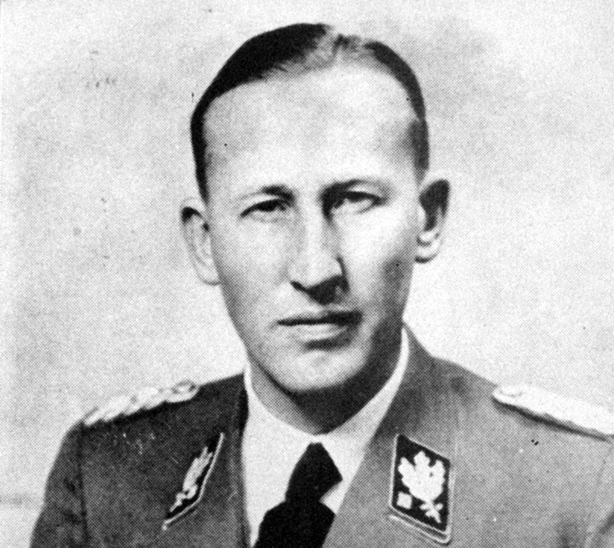 Grave of top Nazi leader Heydrich opened in Berlin