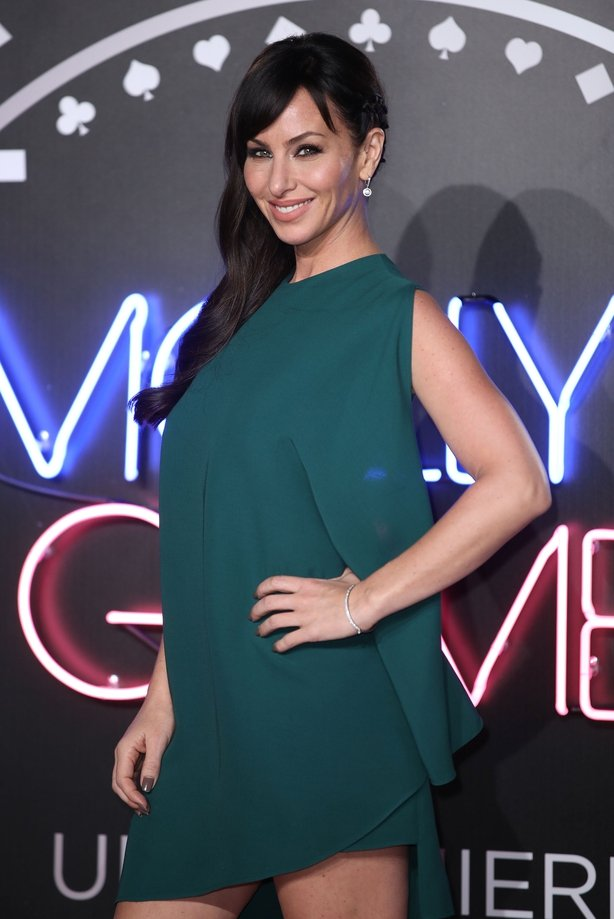 Molly Bloom attending the Molly s Game UK premiere held at Vue West End on December 6 2017