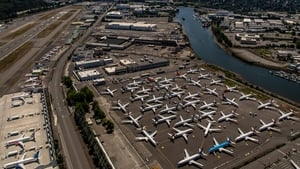 Boeing has stored hundreds of grounded 737 Max planes in Seattle