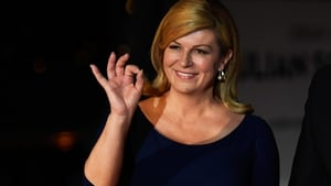 Will Kolinda Grabar-Kitarovic still be president when the dust settles? Photo: Getty Images