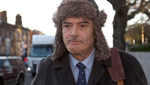 Ian Bailey (seen at an earlier court appearance) denies any involvement in Sophie Toscan du Plantier's death