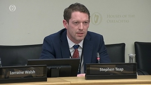 Stephen Teap was speaking at the Oireachtas Health Committee