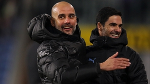 Mikel Arteta has assisted Pep Guardiola at City for over three years