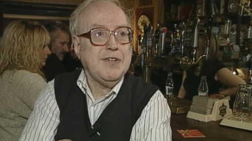 Brian O'Donnell ran the famous Hi-B bar in Cork city