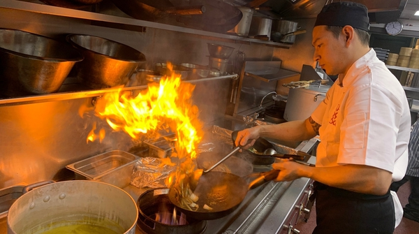 There is a shortage of 7,000 chefs in the hospitality industry, according RAI