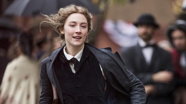 Saoirse Ronan in Little Women