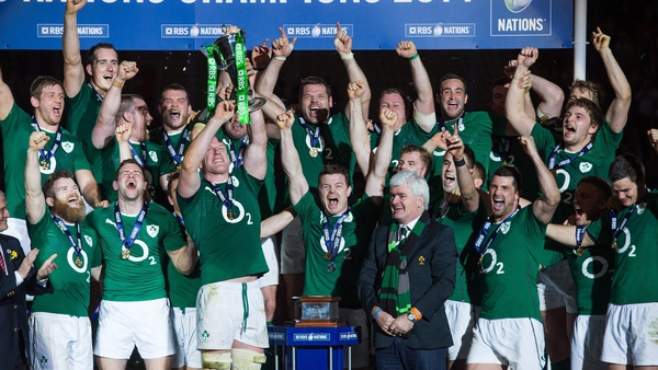 Ireland claimed a famous last-day championship victory in Paris in 2014