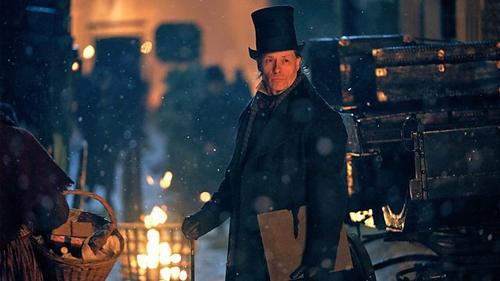 Guy Pearce as Scrooge