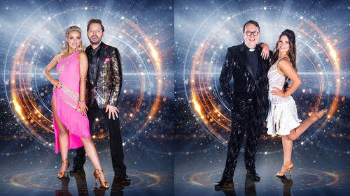 Brian Dowling and Fr. Ray Kelly to take part in the next season of Dancing with the Stars