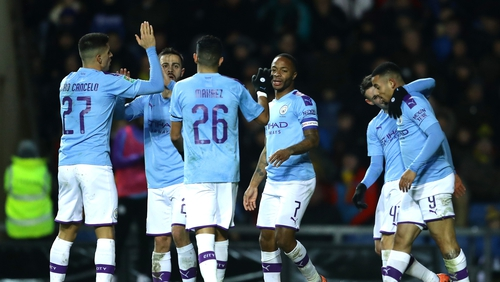 City have won the last two Carabao Cups