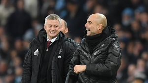 Ole Gunnar Solskjaer got the better of Guardiola earlier this month