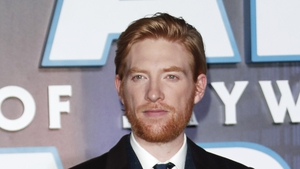Domhnall Gleeson plays the villainous General Hux in Star Wars: The Rise of the Skywalker
