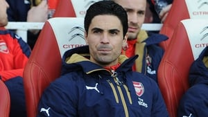 It looks like a case of when not if for Mikel Arteta and Arsenal