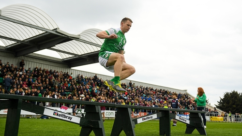 London captain Liam Gavaghan ahead of this year's Connacht championship meeting with Galway