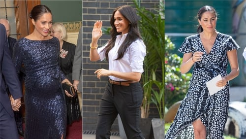 The Duchess has fallen back on old favourites as well as taking sartorial risks this year.