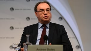 Andrew Bailey, the new Bank of England Governor, will take up the position in March