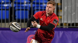 Munster's Craig Casey is in