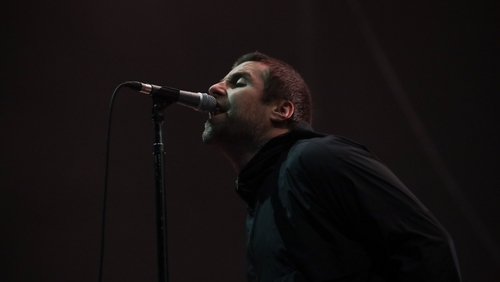 "Liam Gallagher: ""Oasis was a moment in time.''"