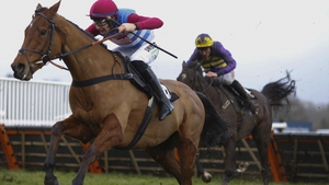 The Worlds End wins a first ever Grade One in a race better known as the Long Walk Hurdle
