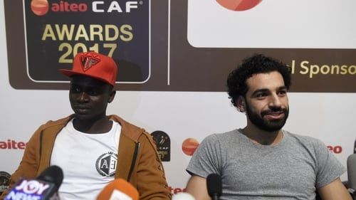 Ighalo out as CAF names Mahrez, Salah, Mane as top contenders