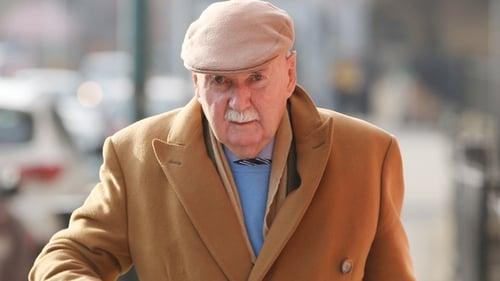 IBRC claims Irish Nationwide's €6bn in losses between 2008 and 2010 arose from development loans made when Michael Fingleton was CEO (File pic)