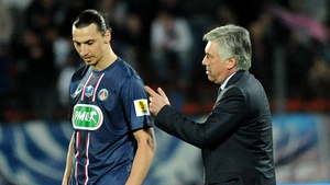The pair worked together at Paris St Germain
