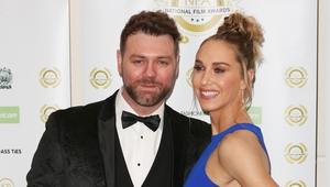Brian McFadden and Danielle Parkinson